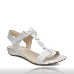 ecco sandalen damen schwarz orthop disches zentrum. Black Bedroom Furniture Sets. Home Design Ideas